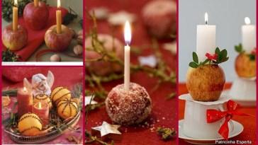 2011 12 088 - Decoração de Natal: Velas