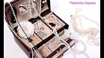 bijuterias 5001 - Acessórios para o Natal - pérolas