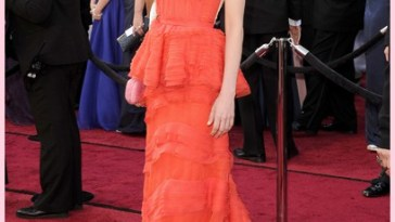 Michelle Williams1 - Oscar 2012 - Look das celebrities