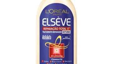7366698 1GG - Produtos que fazem a diferença nos meus cabelos: Tratamento Reparador Noturno Elséve Reparação Total 5