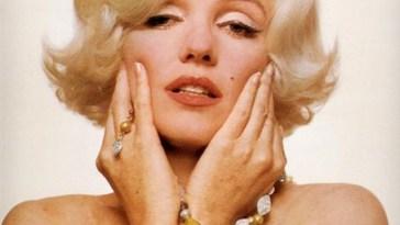 500full marilyn monroe2 - Os Segredos do Cabelo Loiro de Marilyn Monroe