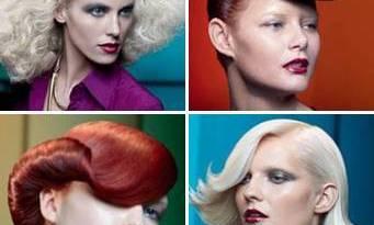 glamorama - Como Fazer Penteados de Passarela com Redken Styling Parte 2 – Passo a Passo.