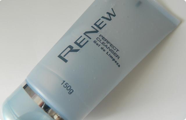 renew - Resenha: Renew Perfect Cleanser - Gel de Limpeza Facial
