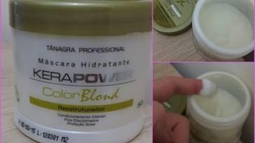 Pictures3 - Máscara Hidratante Kerapower Color Blond