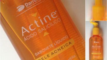 Desktop20 001 - Actine : Pra Quem Tem Peles Oleosas e Acnéicas