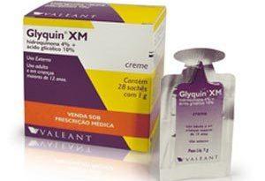 Glyquin XM Creme1 - Glyquin XM: O Fim das Manchas