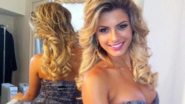 babi rossi - A panicat Babi Rossi revela seus segredos de beleza
