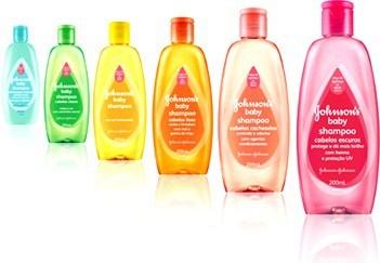 shampoo baby johnsons cabelos escuros e cacheados diversos - Shampoo Johnson x Formol