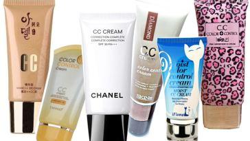 cc cream - Diferenças Entre BB Cream, CC Cream e DD Cream