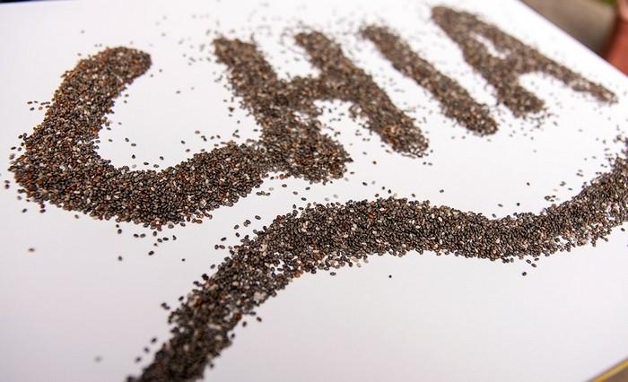 oleo chia - Dieta do óleo de chia seca barriga e melhora o coração!