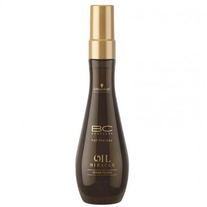 Schwarzkopf Bc Bonacure Oil Miracle Spray de Brilho Divino 100ml - Spray de Brilho para Cabelo Como age e como usar