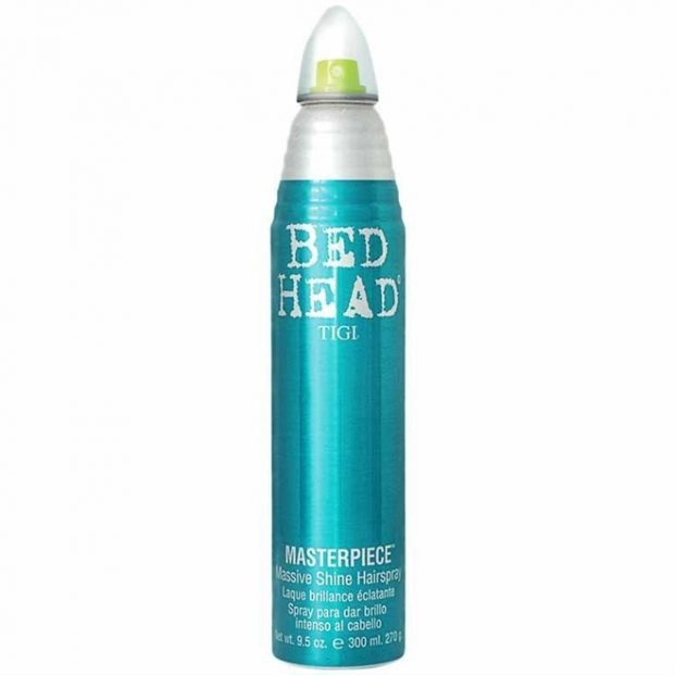 TIGI Bed Head Classics Masterpiece Shine Hairspray 300ml 621x621 - Coque no cabelo para o Dia e Noite