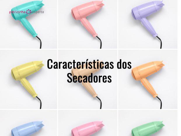 colorful hair dryers on white background picture id622178196 621x466 - Como Escolher o Melhor Secador de Cabelos?