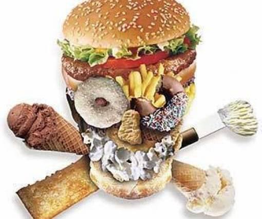 gordura trans - Pratos preferidos X queima de calorias