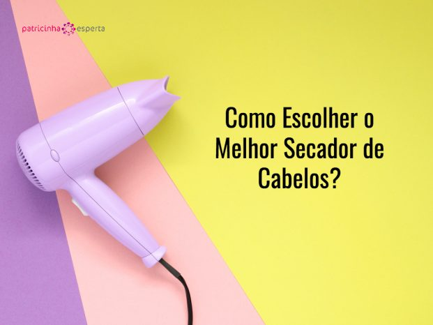 purple hair dryer on colorful paper background picture id582299242 621x466 - Como Escolher o Melhor Secador de Cabelos?