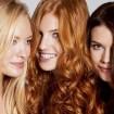 Mulheres de cabelos com cores diferentes1 - Como cuidar dos cabelos tingidos?