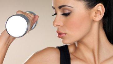 malhar maquiagem academia 650x350 - Treino de academia pode dar errado?