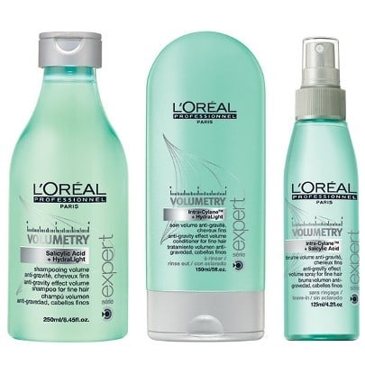 Loreal Expert Volumetry Kit Shampoo 250ml Condicionador 150ml e Spray de Volume 125ml  - Como deixar os fios mais volumosos