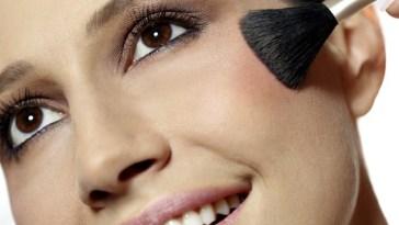 blush - Corrigindo imperfeições com blush