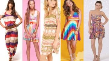 roupas estampadas vestidos - A Estampa Certa Para Cada Corpo!