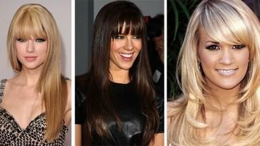 cabelos liso claudinha stoco 2 - Nada de cabelo liso sem graça, mude o corte!