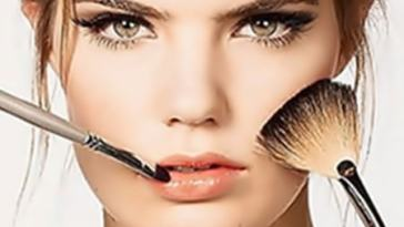 como se maquiar passo a passo  - Retrospectiva da beleza 2013!