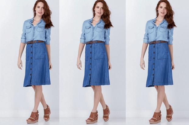 saia2 - Aprenda aderir as saias aos seus looks