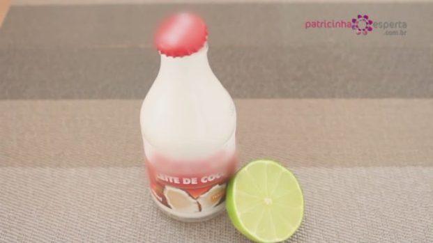 IMG 0005 3 680x383 - Hidratação com Leite de Coco e Limão