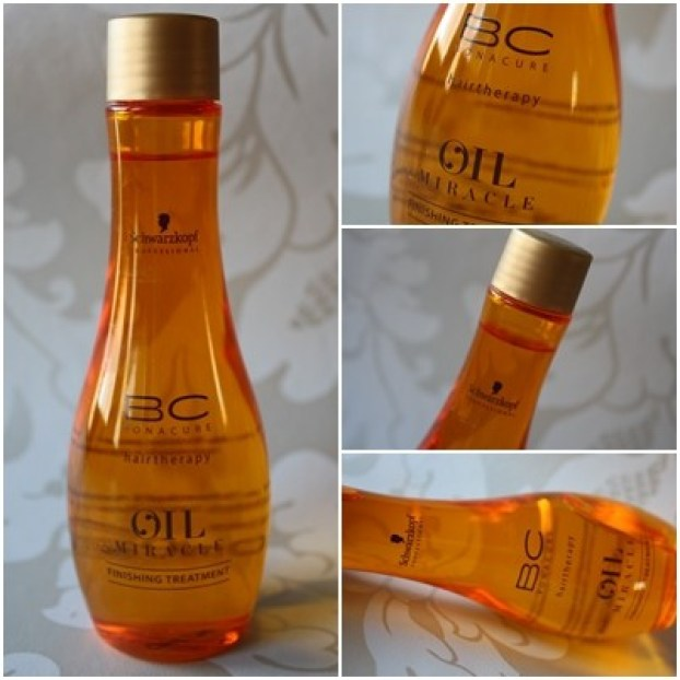 Schwarzkopf Oil Miracle - Bonacure Oil Miracle Gold Shimmer Resenha