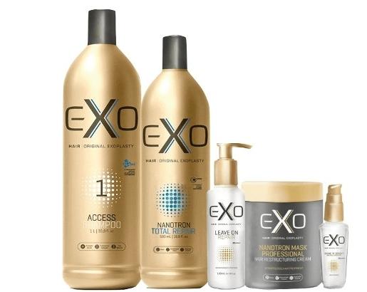 exo hair - Como recuperar cabelo emborrachado
