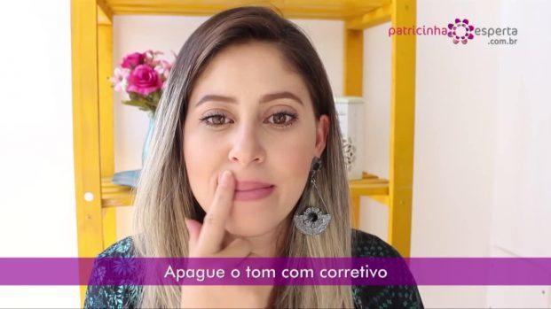 IMG 00007 5 621x349 - Como Aplicar Batom Vermelho - Boca Perfeita