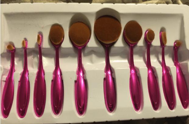 mercado livre 621x408 - Pincel oval de maquiagem- conhece?
