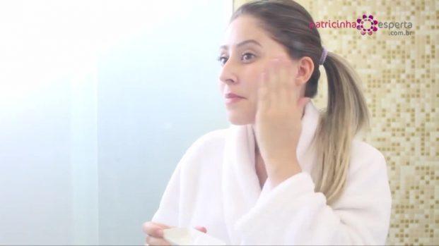 Esfoliante facial caseiro