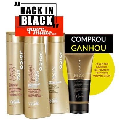 backinblack.001 001 - Compre Joico e ganhe linda bolsa - Só no Black November