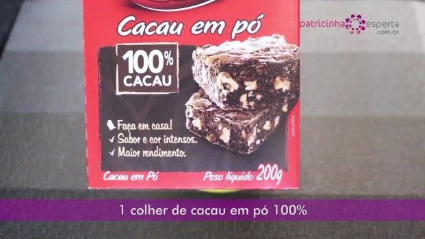 IMG 00009 621x349 - Máscara Caseira Facial de chocolate