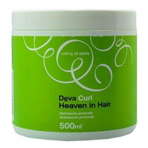 Deva Curl Heaven in Hair Mascara de Hidratacao 500g. 300x300 - 5 Máscaras para Disciplinar Cabelos Armados