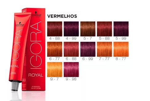 vermelho - Vermelho Vivo - Como pintar o Cabelo?