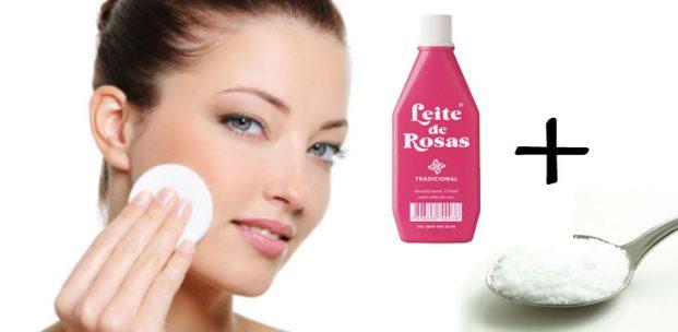 Bicarbonato e leite de rosas 621x304 - Como Clarear A Virilha - Melhores Formas [novo]
