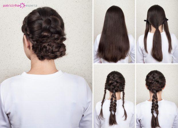 braided hairdo tutorial picture id514320700 621x446 - Penteados Para Madrinhas De Casamento 2017