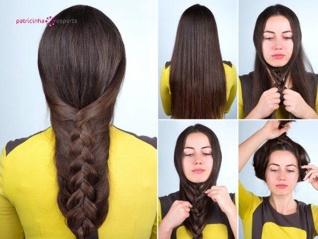 easy braid hairstyle tutorial picture id629593044 621x466 - Penteados Para Madrinhas De Casamento 2017