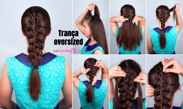hair tutorial braid hairstyle tutorial picture id531870966 621x371 - Penteados Verão 2018 Tendências