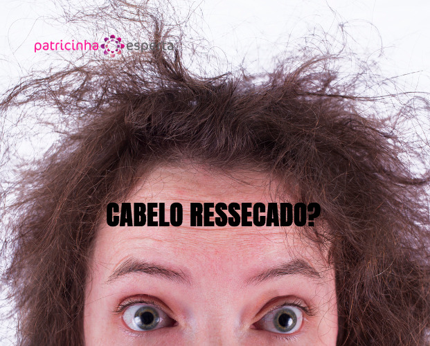 top half of surprised frizzy haired girls head picture id461934385 - Cabelo Seco X Ressecado: Qual a Diferença?