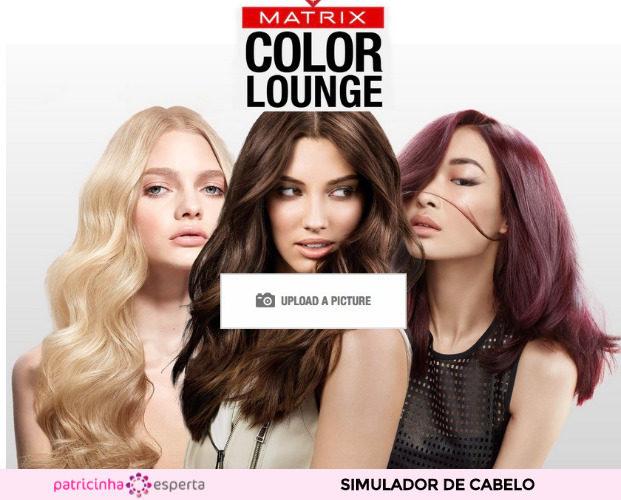 Matrix Color Lounge 621x500 - Simulador de Cabelo: Corte e Cor