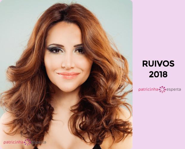 ruivos 2018 2 - Tendências em cores de cabelos 2018