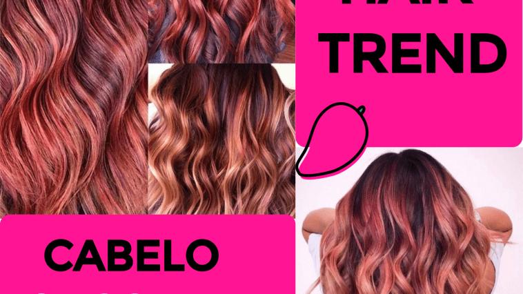 CABELO SUCO DE FRUTAS - Cabelo Suco de Frutas: Fruit Juice Hair - Tendência Verão 2019