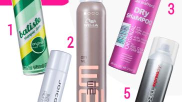 shampoo seco normal 1 - Shampoo A Seco: Melhores, Tipos, Resenhas, Como Usar, Benefícios