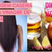 selagem caseira com vinagre - Selagem Caseira Com Vinagre de Maçã