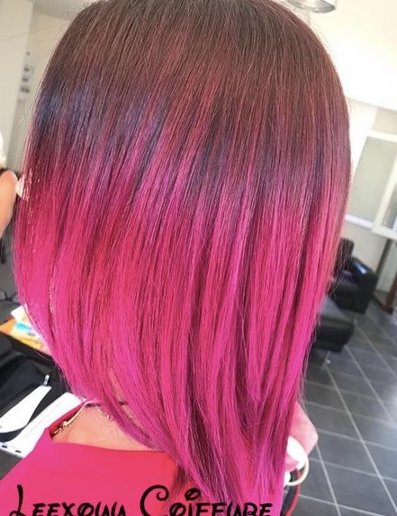 b - Ombre Hair Em Cabelo Curto: Fotos Inspirações, Tendências de Cores