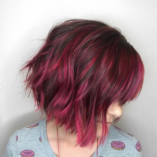 df - Ombre Hair Em Cabelo Curto: Fotos Inspirações, Tendências de Cores