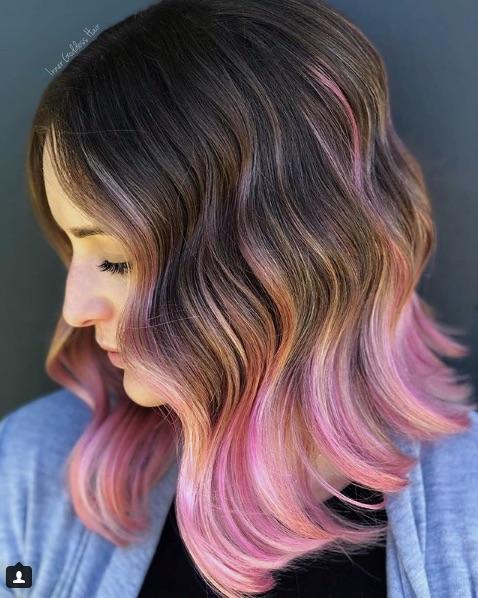 n - Ombre Hair Em Cabelo Curto: Fotos Inspirações, Tendências de Cores